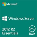 DELL szerver OS, MS Windows Server 2012 R2 Essentials Edition, 64bit ROK - English (WEOS).