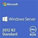 DELL szerver OS, MS Windows Server 2012 R2 Standard Edition, 64bit ROK - English (WSOS).