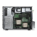 DELL torony szerver PowerEdge T430, 2x 8C E5-2620v4 2.1GHz, 32GB, 1.2TB SAS 10k, NoOS.