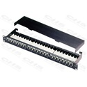 "DELTA Patch panel CAT5e FTP 24 PORT 19"","