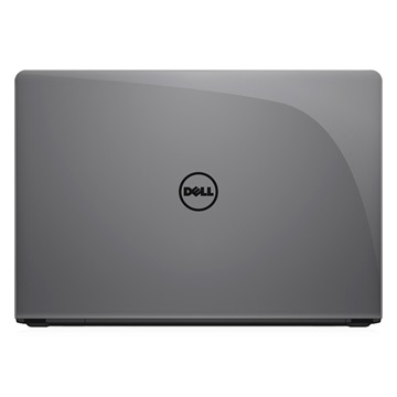 "Dell Inspiron 3567 15.6"" HD, Intel Core i5-7200U (2.0 GHz), 4GB, 500GB, AMD Radeon R5 M430 2GB,  Win 10, szürke"
