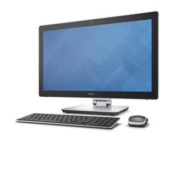 "Dell Inspiron AIO 7459 23.8"" FHD Touch IPS i5-6300HQ (3.20 GHz), 12GB, 1TB+32GB, NVIDIA 940M 4GB, Win 10 fekete"