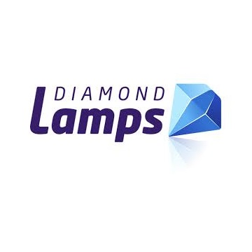 Diamond Lamps Projektor Izzó OPTOMA HD806 2000 lamphours