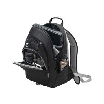 "Dicota Notebook hátizsák D31044, Backpack 14-15,6"", Light black"