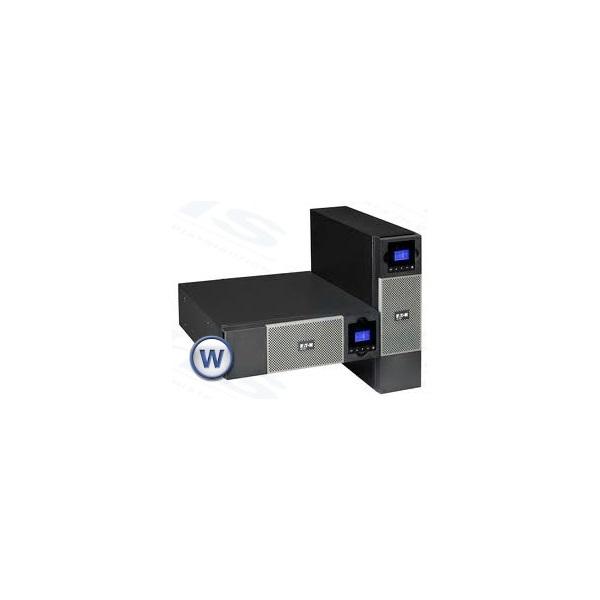EATON UPS 5PX1500iRT (8 IEC13) 1500VA (1280 W) LINE-INTERACTIVE szünetmentes tápegység, rack(2U)/torony, bővíthető - USB