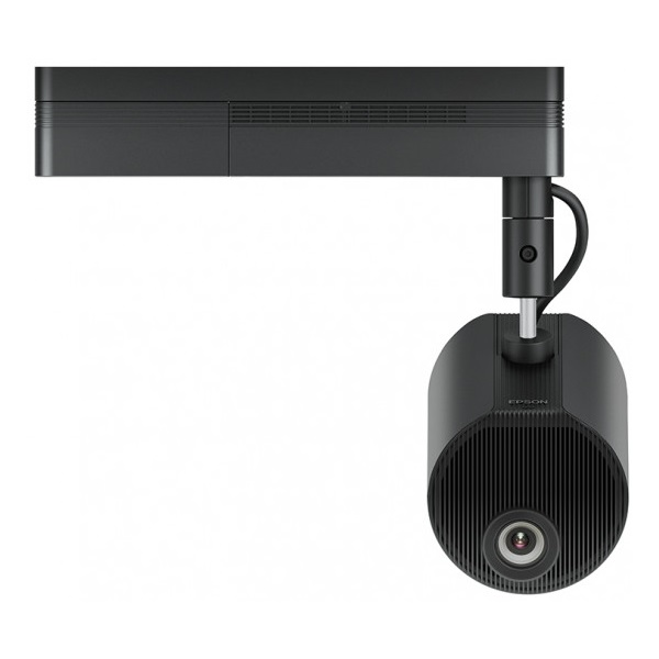 EPSON Digitális Megvilágítású Projektor - EV-105 (3LCD, 1280x800 (WXGA), 16:10, 2 500 000:1, 2000 AL, HDMI/WIFI/SD Card)