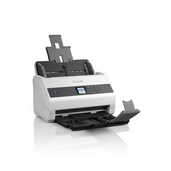EPSON Docuscanner - WorkForce DS-970  (A4, 600 DPI, 85 lap/perc, USB, ADF, duplex)