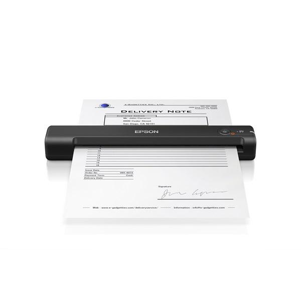 EPSON Docuscanner - WorkForce ES-50 (A4, 600 DPI, 5.5 lap/perc, USB)