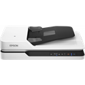 EPSON Docuscanner - WorkForce DS-1660W (A4, 1200 DPI, 35 lap/perc, USB/LAN(opcionális)/Wifi, ADF, duplex)