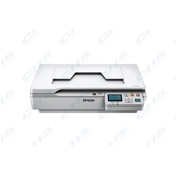 EPSON Docuscanner WorkForce DS-5500N, USB/Háló, A4, 8 lap/perc, 1200 dpi