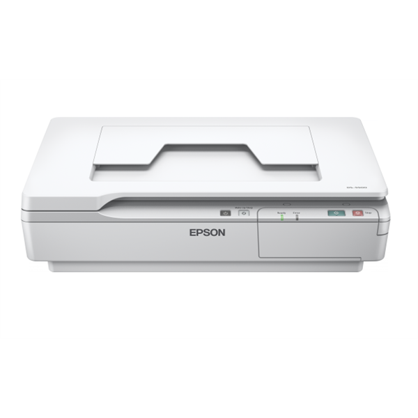 EPSON Docuscanner WorkForce DS-5500, USB, A4 8lap/perc, 1200 dpi