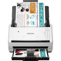 EPSON Docuscanner WorkForce DS-570W, USB/Wifi, Duplex, ADF, A4 35 lap/perc, 600 dpi
