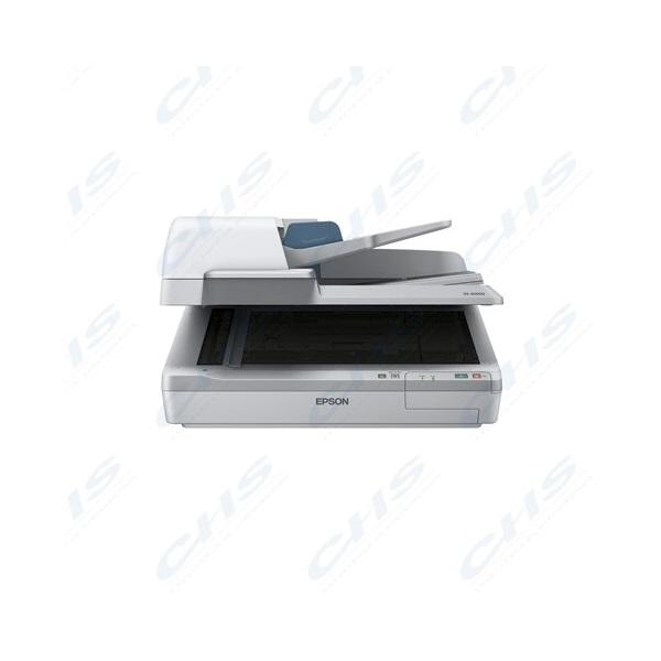 EPSON Docuscanner - WorkForce DS-60000 (A3, 600 DPI, 40 lap/perc, USB, ADF)