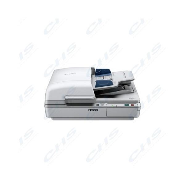 EPSON Docuscanner - WorkForce DS-6500 (A4, 1200 DPI, 25 oldal/perc, ADF, duplex)