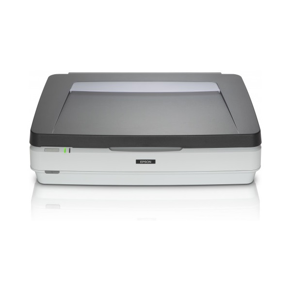 EPSON Filmscanner - Expression 12000XL Pro (A3, 2400x4800 DPI, 12 mp/oldal, USB)