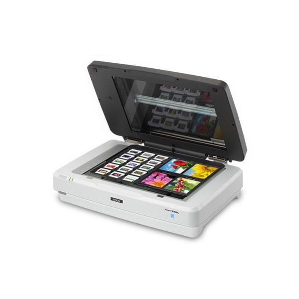 EPSON Filmscanner - Expression 12000XL (A3, 2400x4800 DPI, 12 mp/oldal, USB)