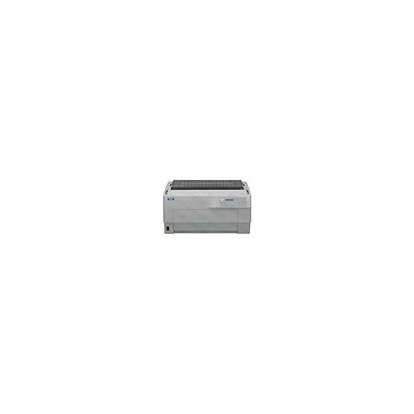 EPSON Mátrixnyomtató - DFX-9000 (Mechanikus pontmátrix,  A3, 4x9 tű, 1550 karakter/s, USB/RS-232)