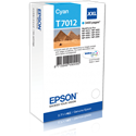 EPSON Patron WorkForce Pro WP-4000/4500 Series Ink Cartridge XXL Kék (Cyan) 3.4k