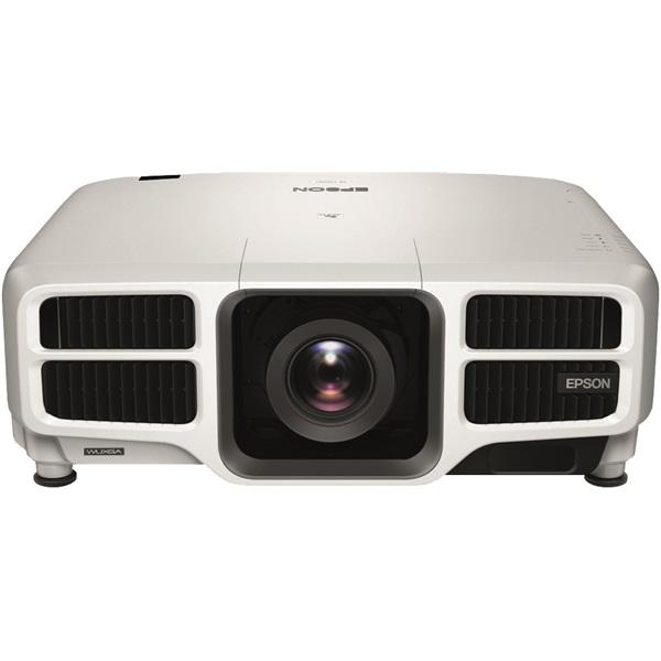 EPSON Projektor - EB-L1490U (1920x1200 WUXGA), 16:10, 4K, 2.500.000 : 1, 9000 Lumen, HDMI/DVI/VGA,USB, opc. WiFi)