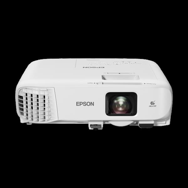 EPSON Projektor - EB-2142W (3LCD, 1280x800 (WXGA),16:10, 4200 AL,15000:1,2xHDMI/2xVGA/USB/RS-232/RJ-45/WIFI/2xRGB/MHL)