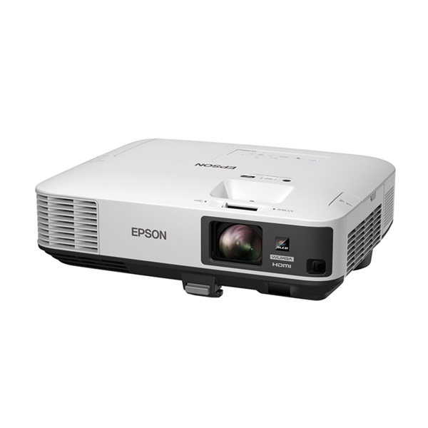 EPSON Projektor - EB-2250U (3LCD, 1920x1200 (WUXGA), 16:10, 5000 AL, 15 000:1, 2xHDMI/2xVGA/USB/RS-232/RJ-45/2xRGB)