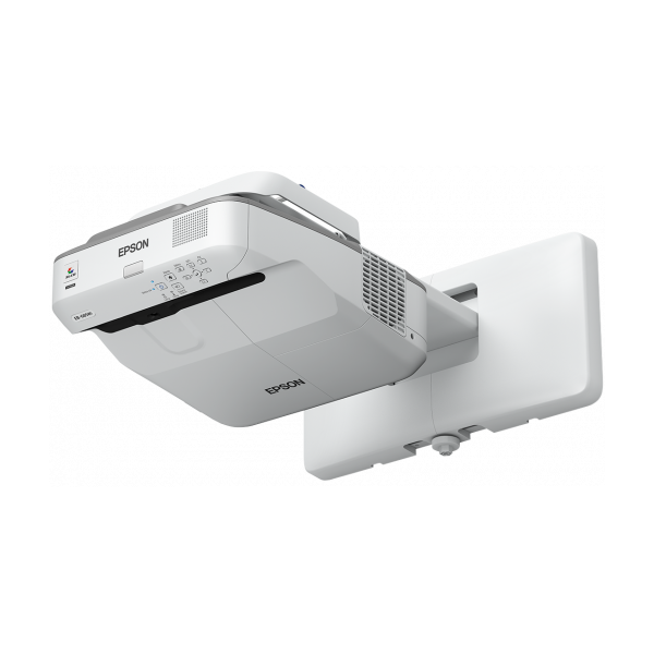 EPSON Projektor - EB-680 (3LCD, 1024x768 (XGA), 4:3, 3500 AL, 14 000:1, 3xHDMI/2xVGA/USB/RS-232/RJ-45/2xRGB/MHL)
