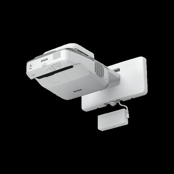 EPSON Projektor - EB-695Wi (3LCD, 1280x800 (WXGA), 16:10, 3500 AL, 14 000:1, 3xHDMI/2xVGA/USB/RS-232/RJ-45/2xRGB/MHL)