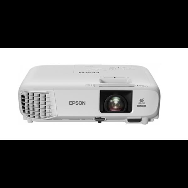EPSON Projektor EB-U05, FHD 1920x1200  3400 ANSI LUMEN, 15 000:1, USB/2XHDMI/VGA/LAN/Wifi(opcionális)