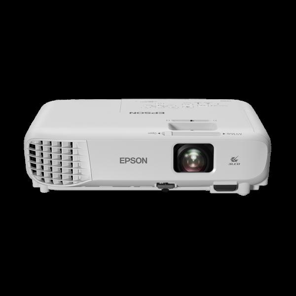 EPSON Projektor - EB-X05 (3LCD, 1024x768 (XGA), 4:3, 3300 AL, 15 000:1, HDMI/VGA/USB/Cinch)