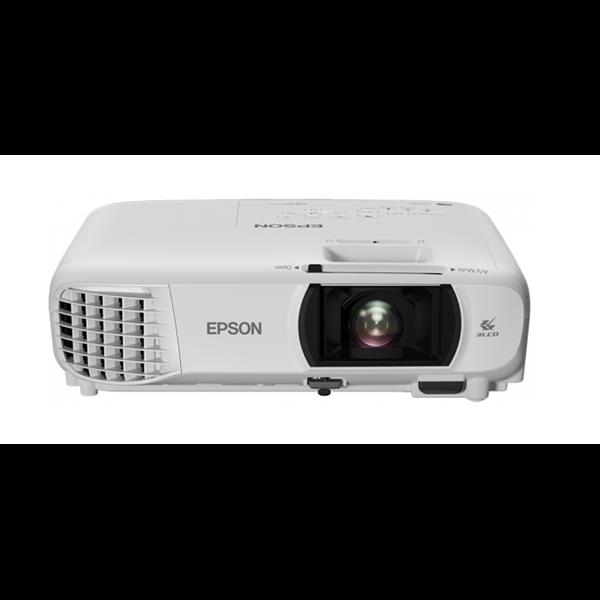 EPSON Projektor - EH-TW650 (3LCD, 1920x1080, 16:9 , 3100 AL, 15 000:1, HDMI/VGA/USB/MHL/Cinch)