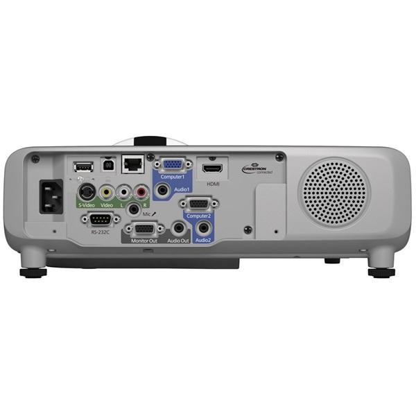 EPSON ST Projektor - EB-530 (3LCD,1024x768 (XGA),4:3, 3200 AL,16.000:1, HDMI/2xVGA/USB/RS-232/RJ-45/2xKomponens/S-Video)