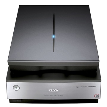 EPSON Scanner - Perfection V850 Pro (A4, 6400x9600 DPI, USB, dia, film)