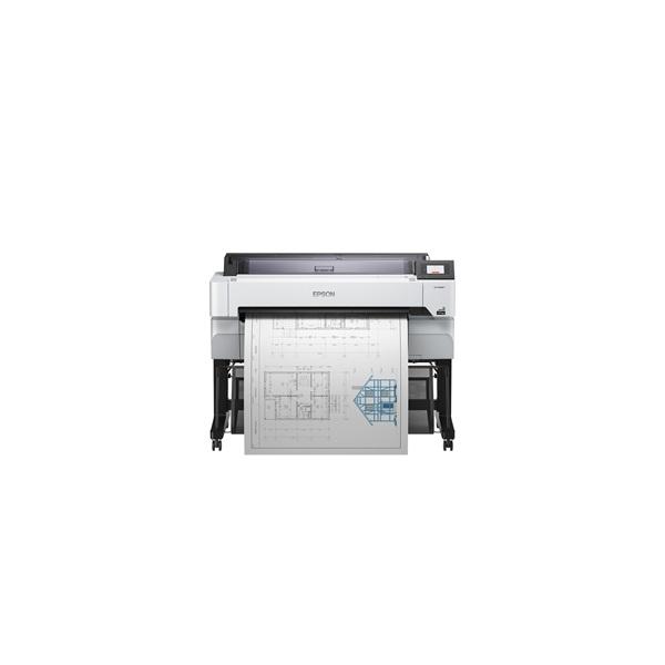 Epson SURECOLOR SC-T5400M A0 CAD MFP A0, színes, tintasugaras multifunkciós  nyomtató hálózatos, Wi-Fi-s