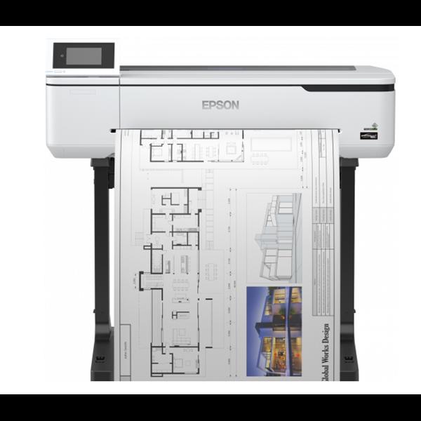 Epson SC-T3100 A1, színes, tintasugaras nyomtató hálózatos, Wi-Fi-s