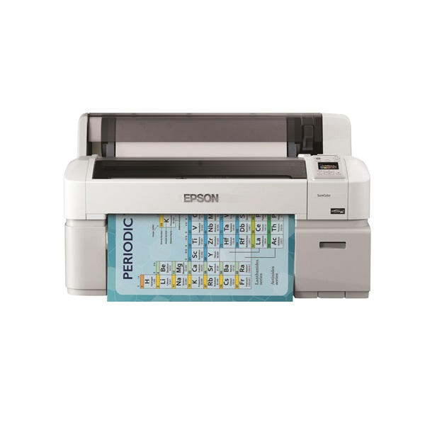 EPSON Tintasugaras Plotter - SureColor SC-T3200 w/o stand (A1, színes, 2880x1440 DPI, USB/LAN)