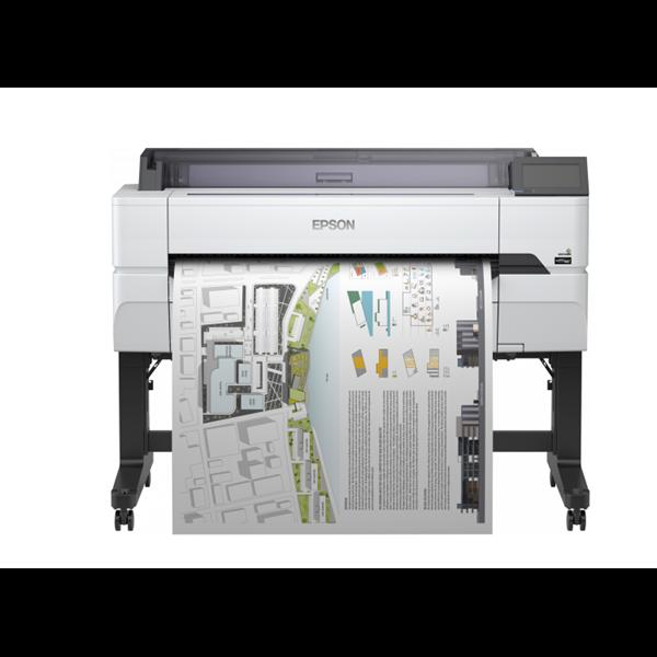EPSON Tintasugaras Plotter - SureColor SC-T5400 (A0, színes, 2400x1200 DPI, USB/LAN/Wifi/Wifi direct)