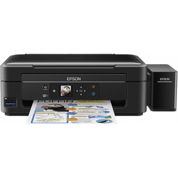 EPSON Tintasugaras ultranagy tintakapacitású ITS MFP L486 színes A4, USB/Wifi/Wifi Direct 5760x1440 dpi,