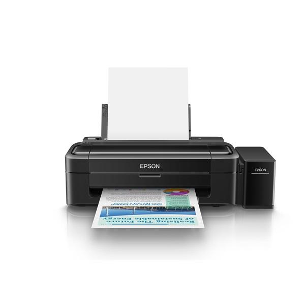 EPSON Tintasugaras ultranagy tintakapacitású nyomtató L310 színes, USB, A4, 33 lap/perc FF, 15 lap/perc SZ, 5760x1440 dp