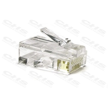 EXCEL Moduláris Dugó UTP  Patch CAT6 RJ45 8P8C