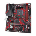GIGABYTE Alaplap AM4 B450M GAMING AMD B450, mATX