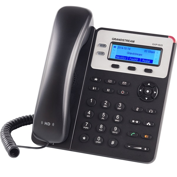 Grandstream IP Enterprise telefon GXP1625