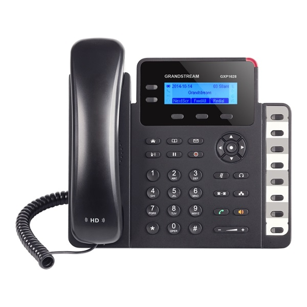 Grandstream IP Enterprise telefon GXP1628