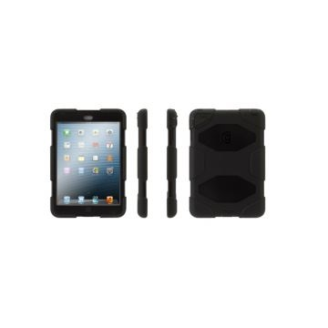 Griffin Survivor for iPad mini, Saffron-Black