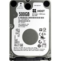 "HITACHI 2.5"" HDD SATA-III 500GB 5400rpm 8MB Travelstar"