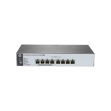HPE 1820-8G-PoE+ (65W) Switch