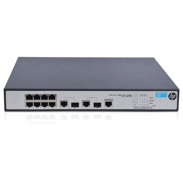 HPE 1910-8 -PoE+ Switch