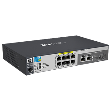 HPE 2615-8-PoE Switch
