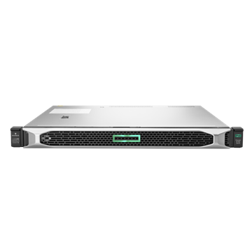 HPE rack szerver ProLiant DL160 Gen10, Xeon-S 8C 4110 2.1GHz, 16GB, No HDD 8SFF, S100i SATA, 1x500W