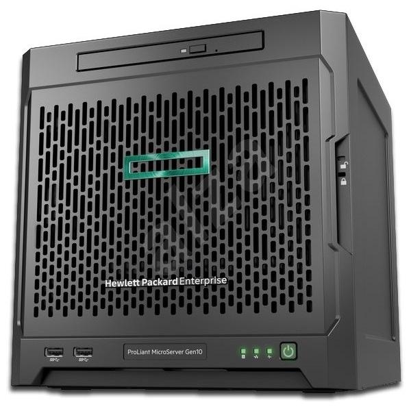 HPE torony szerver ProLiant MicroServer Gen10, Opteron x3216 1.6GHz, 8GB, 1x1TB NHP SATA, 200W