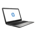 "HP 15-AY043NH, 15.6"" FHD AG Core i3 6006U, 4GB, 256GB SSD, Intel HD, DOS, Turbo ezüst"
